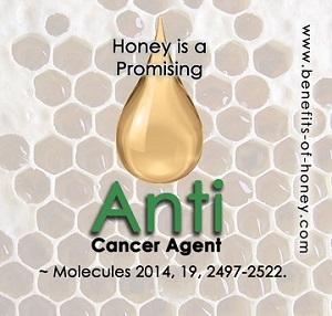 anti cancer honey image