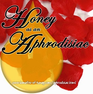 aphrodisiac honey image