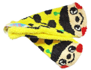 bee socks image