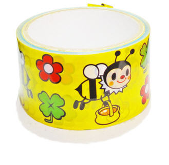 bee tape image