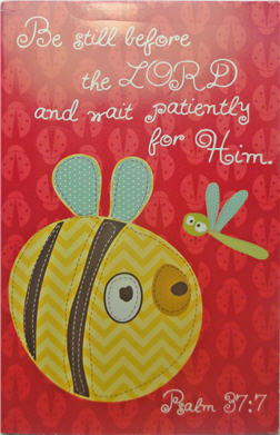 bee notebook image