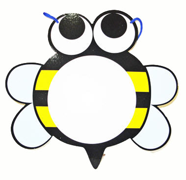 bee white board image