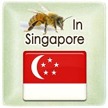 bees in Singapore image