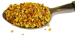 bee pollen health benefits image