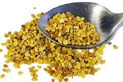 bee pollen image