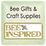 bee crafts supplies at etsy image