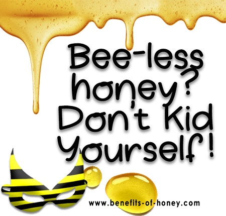 bee-less honey poster image