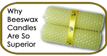 beeswax candles image