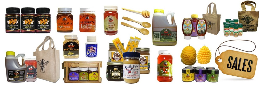buy honey in Singapore image