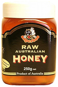superbee organic honey image
