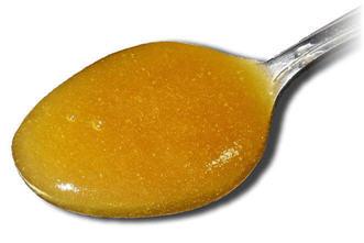 pure honey image