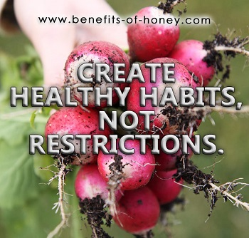 healthy eating habits image
