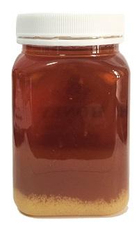 crystallized honey image