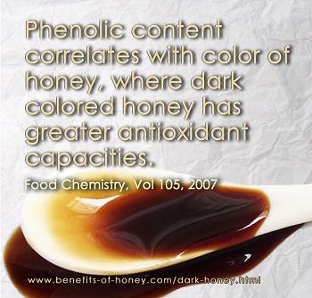 dark honey image