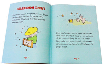 honey bee book image