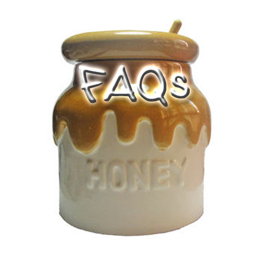 faqs honey image
