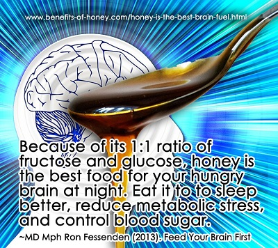 Honey The Best Brain Fuel image