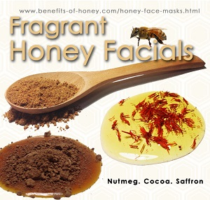fragrant honey face masks image