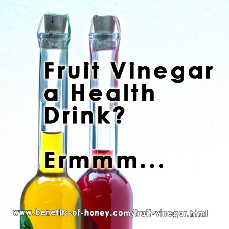 fruit vinegar poster image