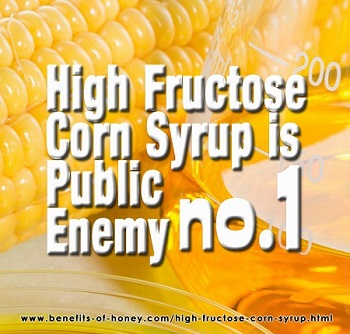 fructose syrup image