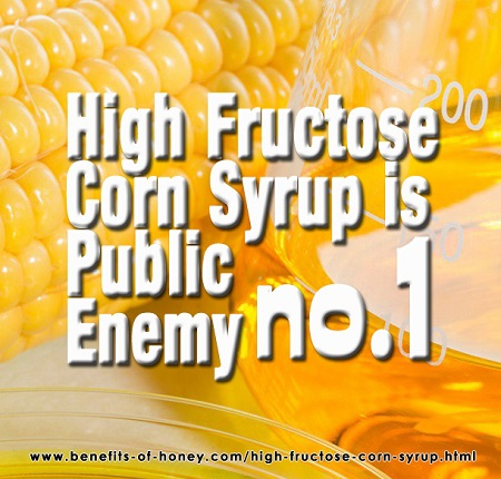 fructose corn syrup image