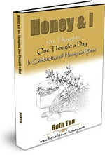 honey and bees book image