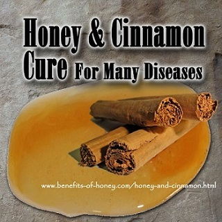 honey and cinnamon cures image