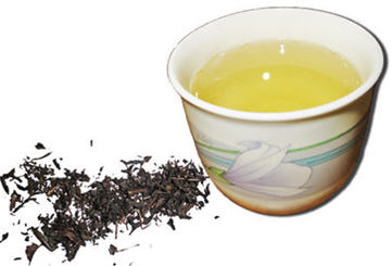 honey and tea image