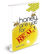 honey are you for real book image