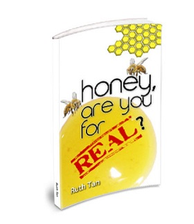honey are you for real cover image