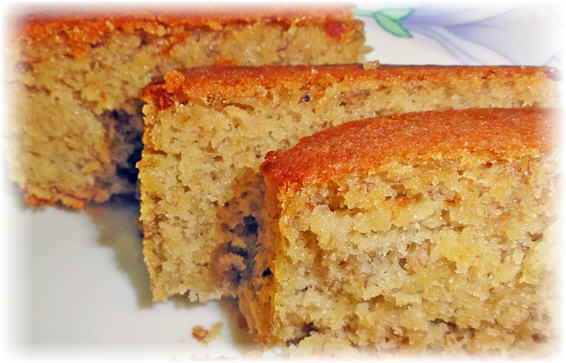 Banana Cake Recipe With Oil Joy Of Baking: Soft Moist Banana Cake Recipe