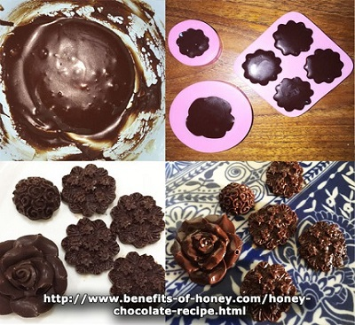 honey chocolate recipe image