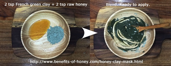 Purifying Honey Clay Mask image