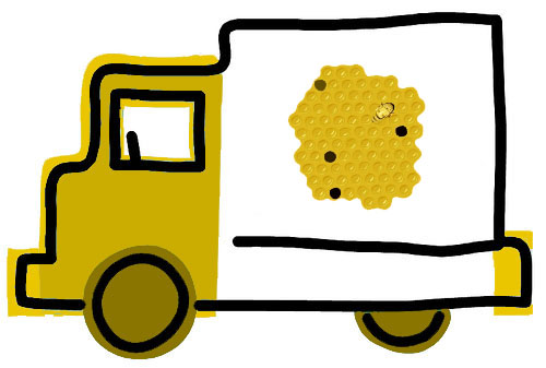 honey delivery image
