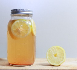 honey energy drink image