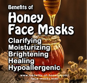 honey face masks poster image