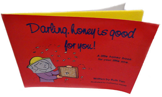 Darling, Honey is Good for You! book cover image