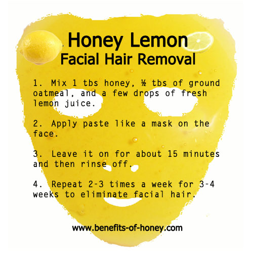 How To Remove Facial Hair And Blackheads Naturally At Home