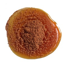 honey nutmeg mask image