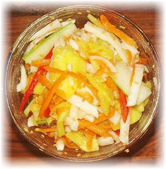 honey pickle recipe image