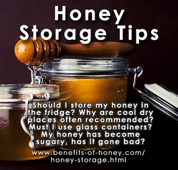 honey storage tips image & 5 Best Honey Storage Tips