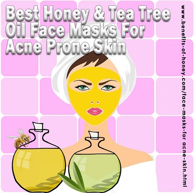 face masks for acne skin poster image