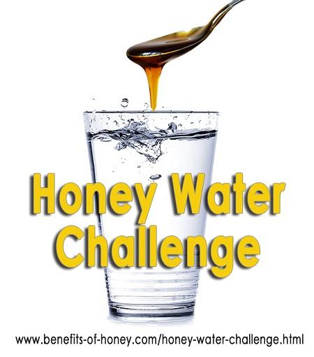 honey water challenge image