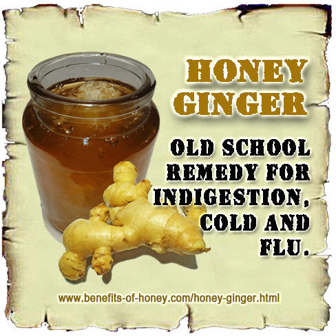 honey ginger image