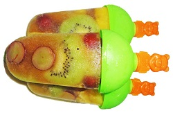 honey ice pops image
