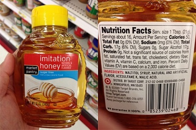 real honey image