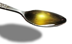 spoon of honey image