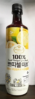 korean fruit vinegar image