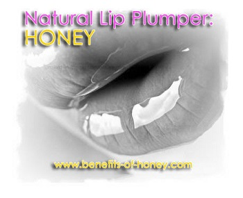 honey lip plumper image