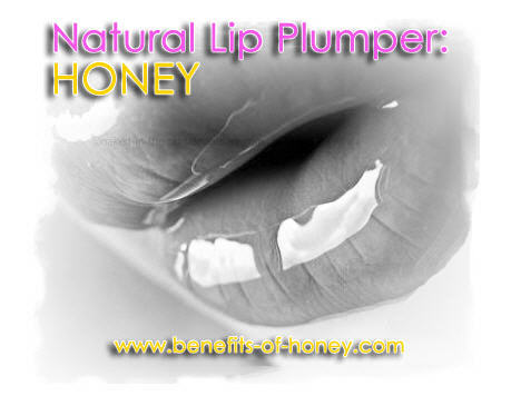 honey lip plumper image